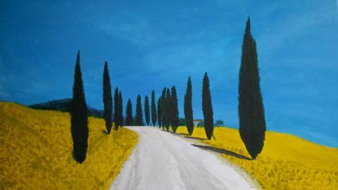 The Tuscan way